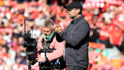 Klopp congratulates champions Man City