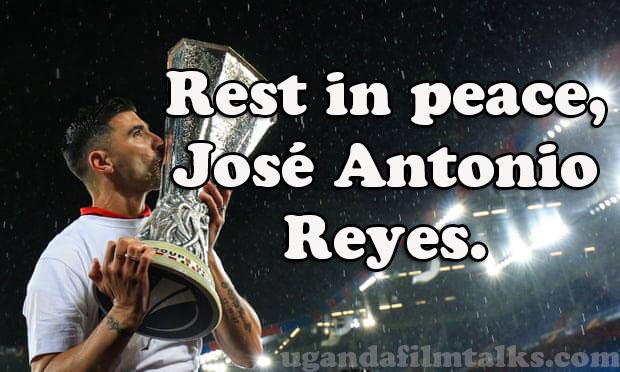 Rest in peace, José Antonio Reyes.