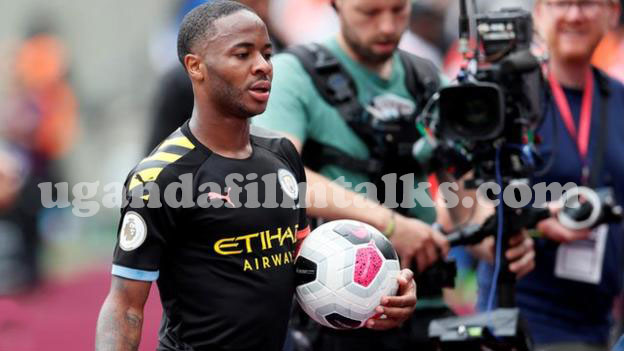Man of the match - Raheem Sterling (Man City)